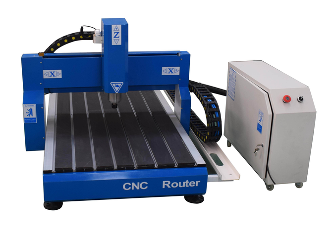 Hobby Portable Mini Cnc Router Machine 6090 For Wood