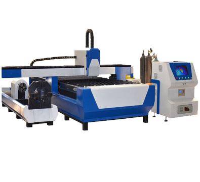 Super Accuracy Cnc Fiber Laser Cutting Machine For